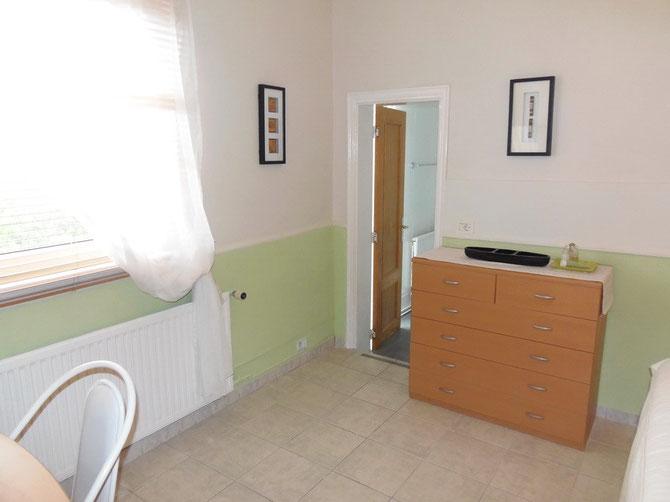 Schlafzimmer Apartmentwohnung