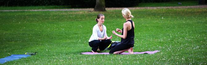 tct.Yoga im Park