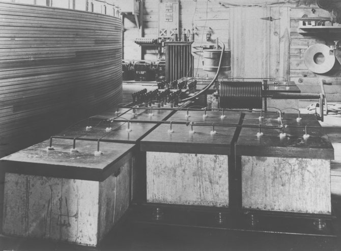 Colorado springs laboratory 1899 1900 open tesla research courtesy of tesla collection httpteslacollection sciox Gallery