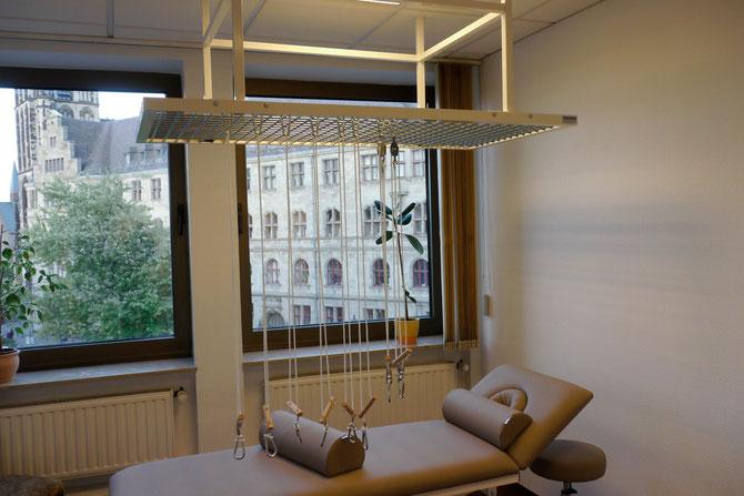 Physiotherapie - Duisburg - Schlingentisch