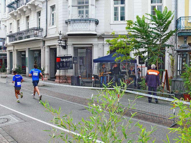 21.09.2014 _ beim Karlsruh´-Marathon