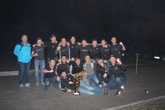 Sieger 2016 - TSV 1609 Hofmark