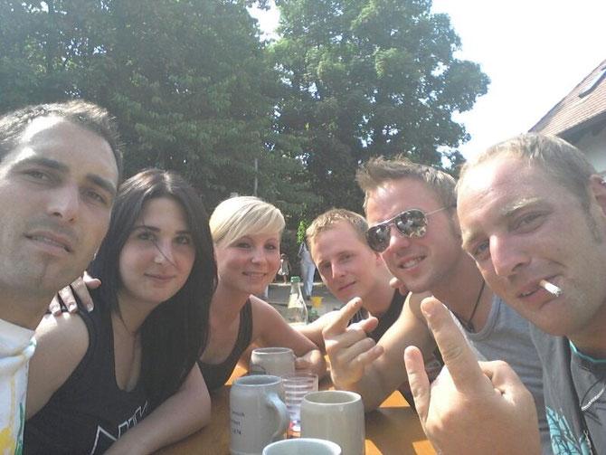 Bandfoto der geilsten Band