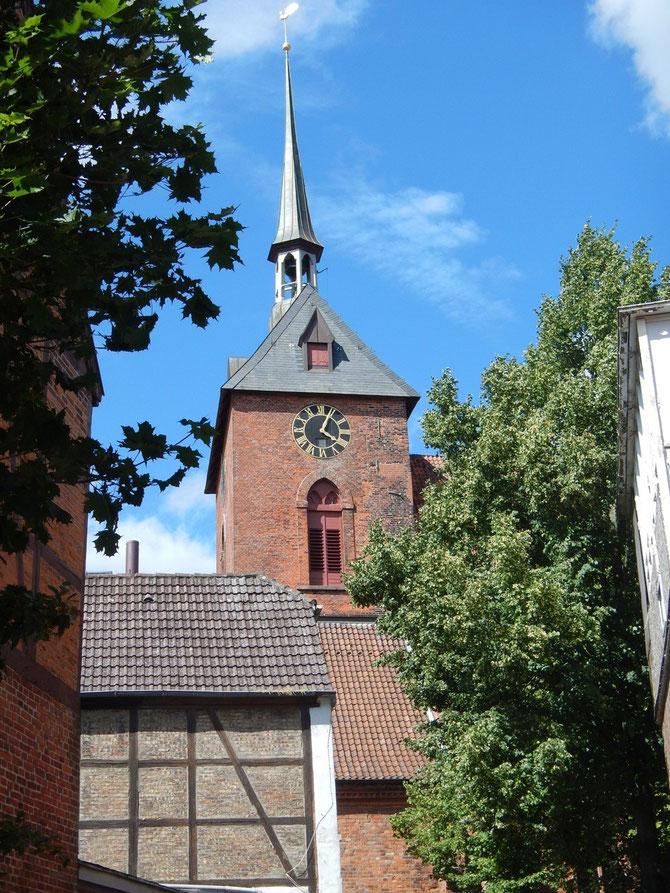St. Marien in Rendsburg- erbaut im 13. Jahrhundert