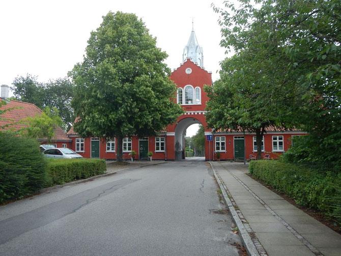 Middelfart Vestre Port- westliches Stadttor