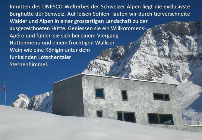 Anenhütte Lötschental