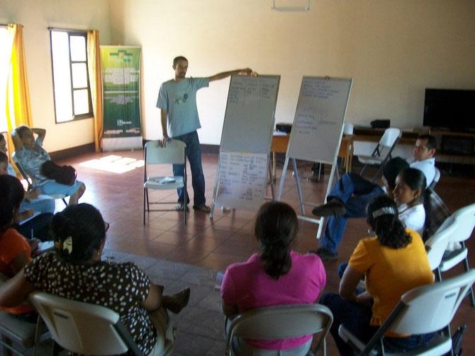 Instituto de Liderazgo de Mozonte, Nicaragua
