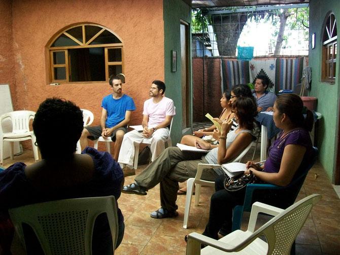 En Managua, Nicaragua