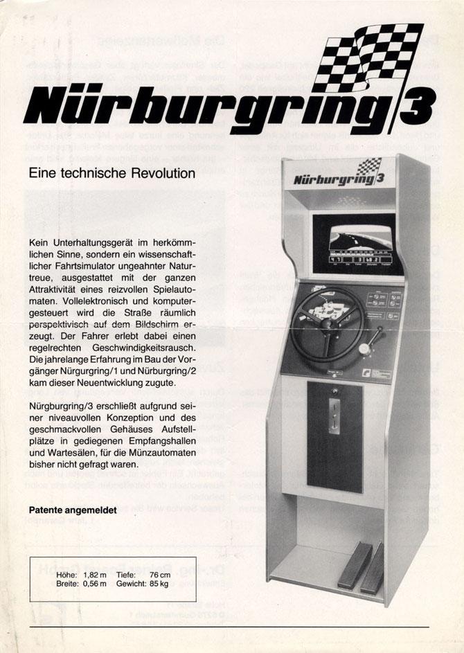 Nürburgring 3 arcade