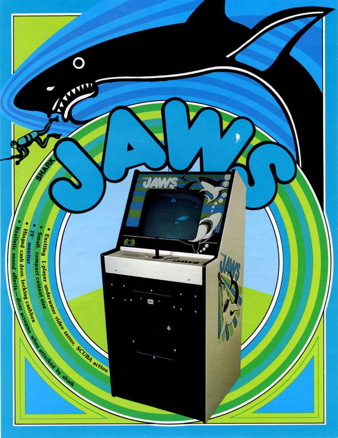 Shark Jaws arcade