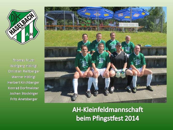 Kleinfeldmannschaft 2014