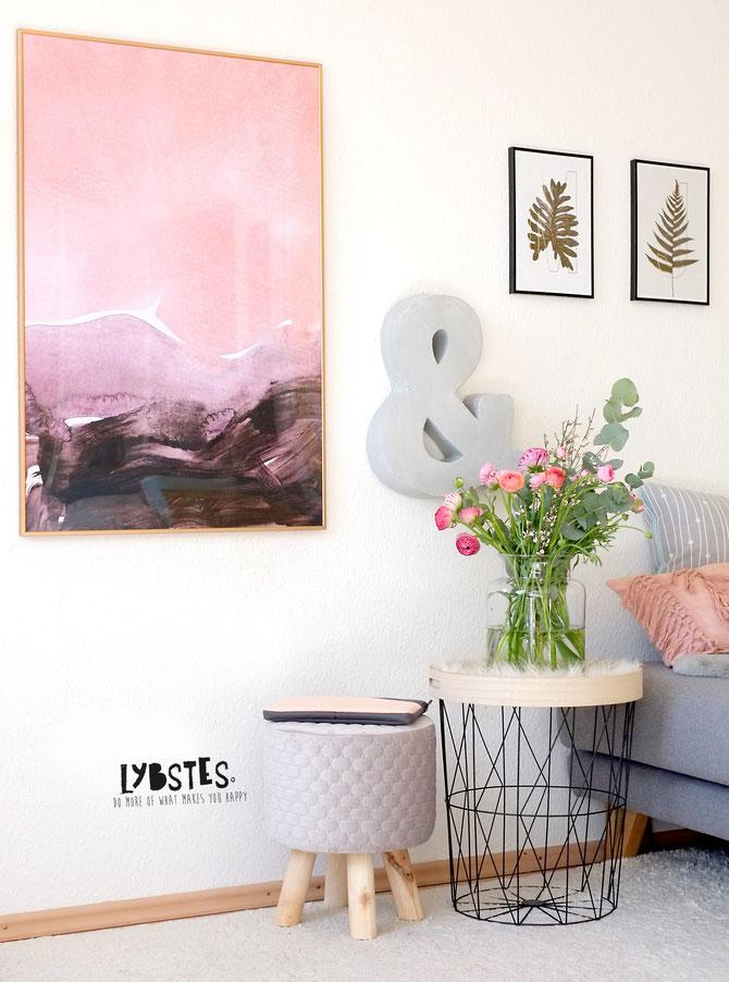 Frühlingsanfang! Frische Bilder braucht die Wand - Lybstes.