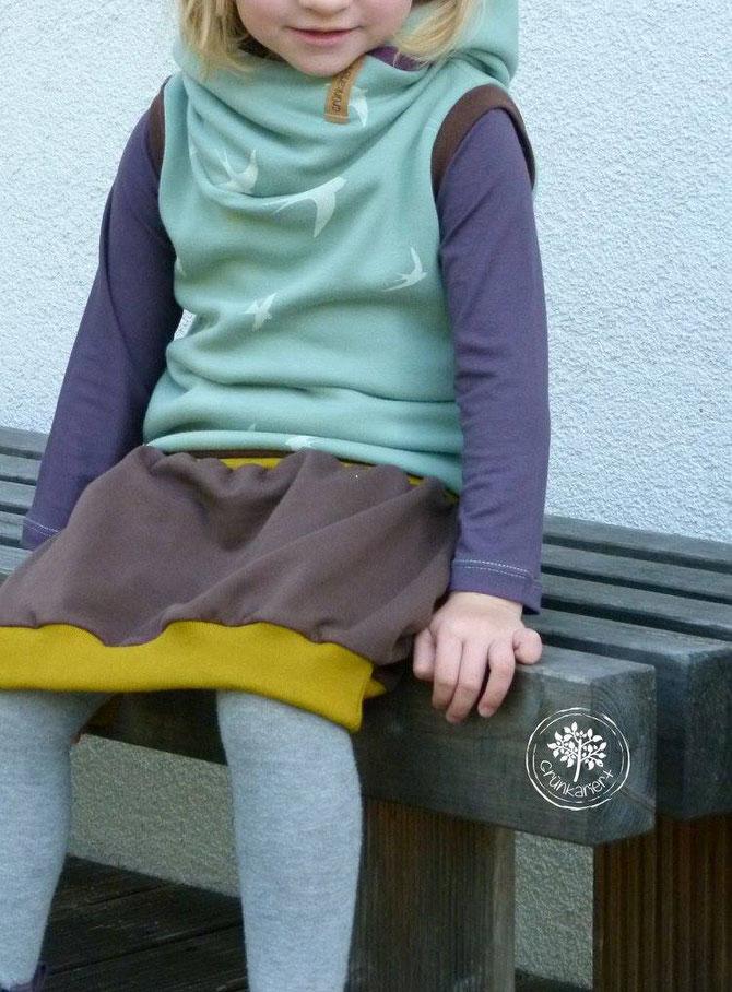Lybstes Herbst-Set: Hoodie und Shirt für das perfekte Herbstoutfit für Kinder,