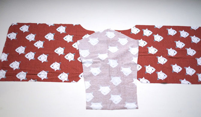 Lybstes Freebook: Baby Basicshirt nähen, gratis Longsleeve Schnittmuster in Gr. 56 und 62, mit Nähanleitung