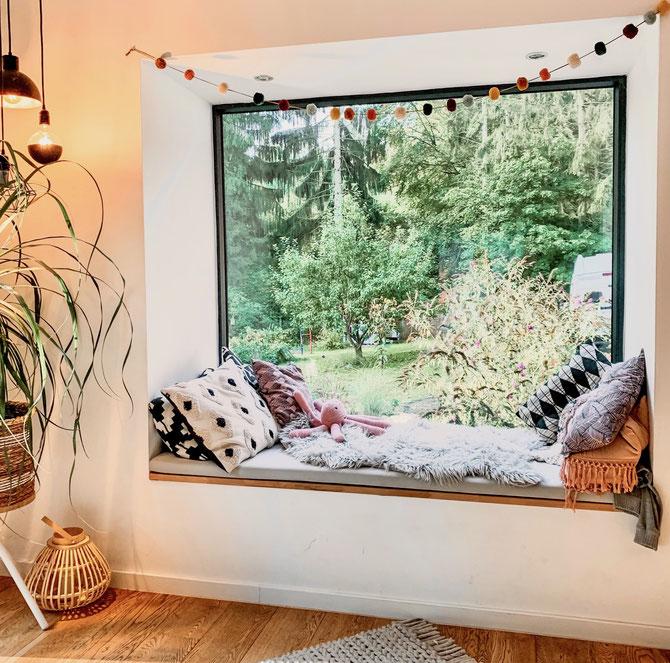 Lybstes Sitzfensterbank bauen
