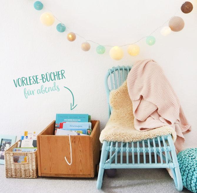 Lybstes Interior Design: Das Schlafzimmer gemütlich machen - Dekotipps