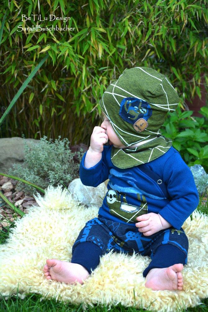 Lybstes Babyset E-Book online ! Fünf Schnittmuster für dein Baby für das ganze erste Jahr! Gr. 50-80