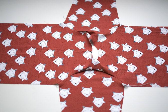 Downloaden schnittmuster kostenlos baby shirt Nähanleitung Freebook: