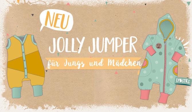 """Lybstes """"Jolly Jumper"""": Outdooranzug, Matscheanzug, Schlafanzug, Einteiler, OnePiece, Romper, in den Gr. 50-122"""