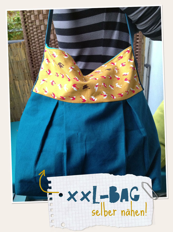 XXL Bag Shopper Tutorial