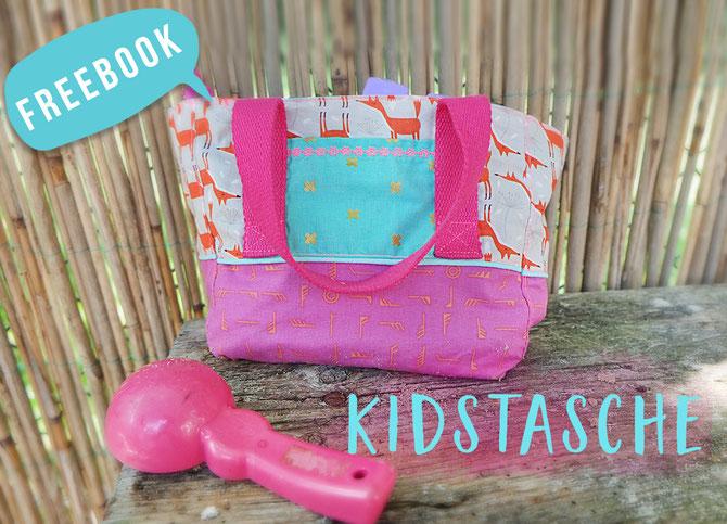 kidstaschen freebook kleine kindergartentasche n hen lybstes. Black Bedroom Furniture Sets. Home Design Ideas