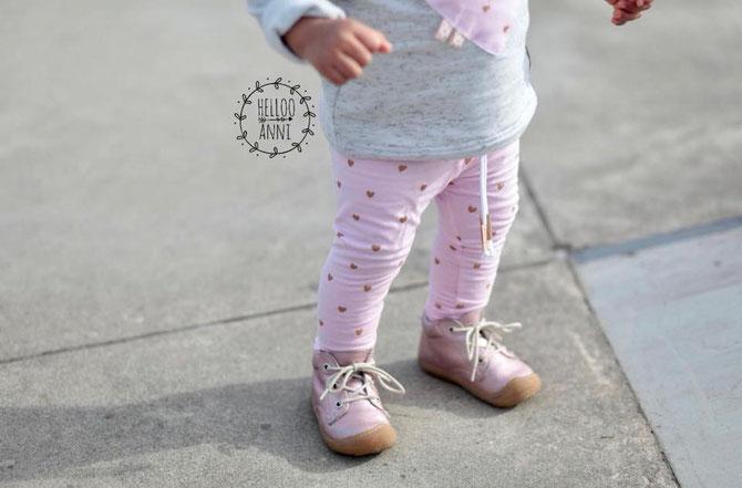 Lybstes Leggins E-Book, Schnittmuster jetzt im Shop erhältlich! Babyhose Nähanleitung, Fotos aus dem Probenähen