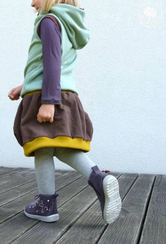 Lybstes Herbst-Set: Hoodie und Shirt für das perfekte Herbstoutfit für Kinder, von Grünkariert