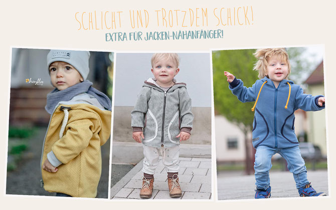 Lybstes. Lyblingsjacke: Mantel oder Jacke nähen mit Schnittmuster, auch für Babys