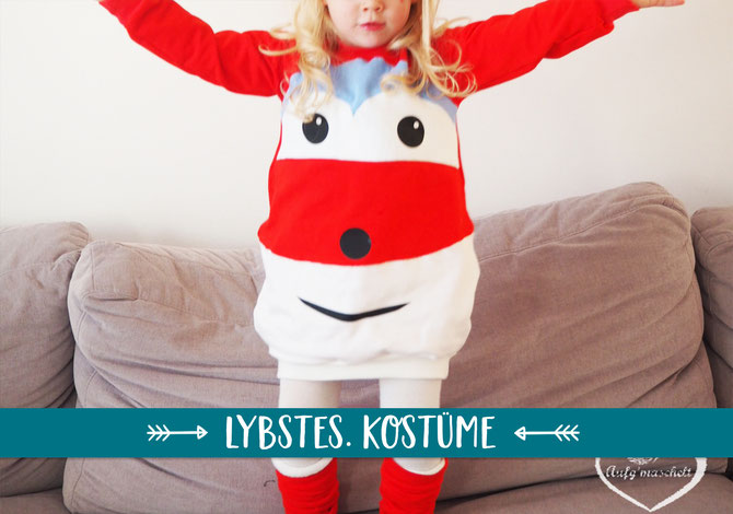 Lybstes Kostume Inspirationen Fur Fasching Lybstes