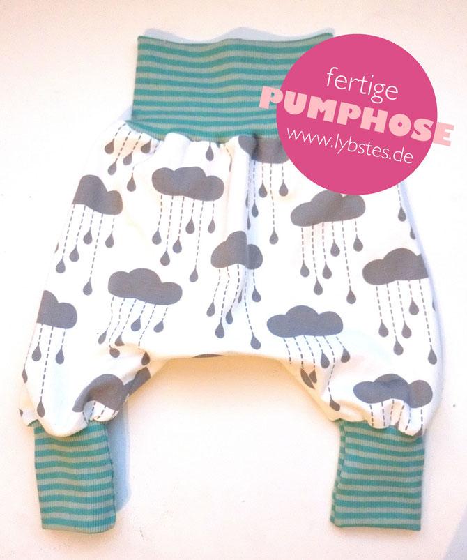 kostenloses schnittmuster für baby pumphose