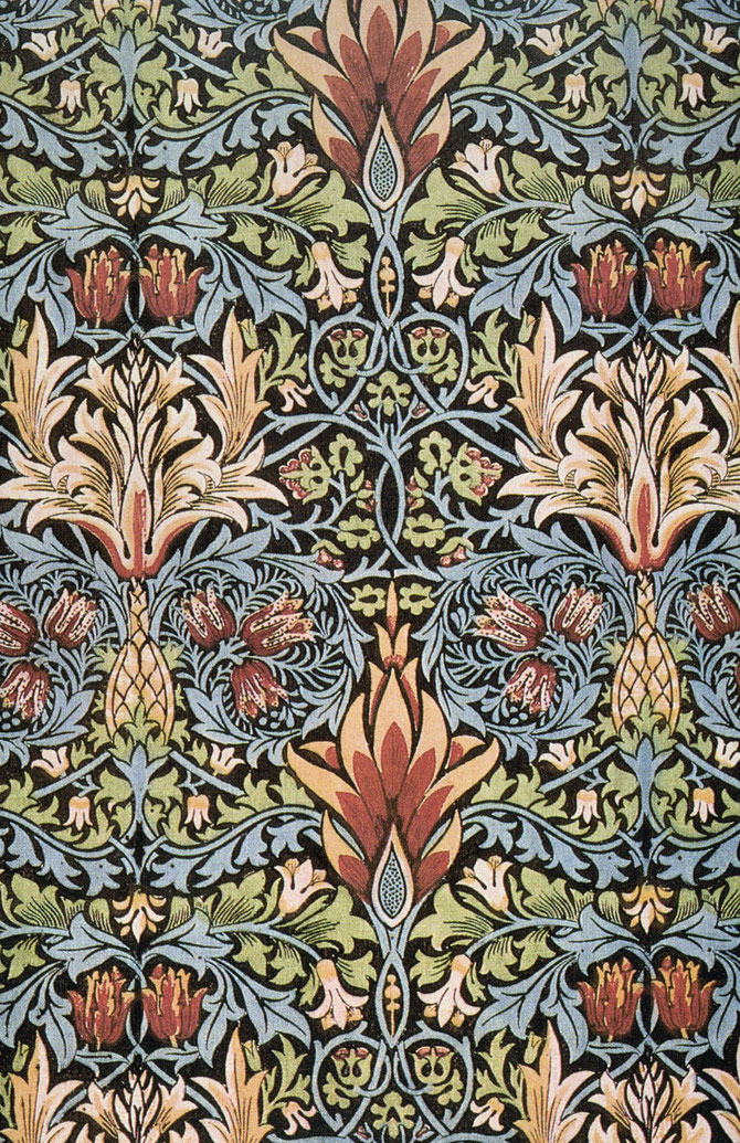 Quelle: https://upload.wikimedia.org/wikipedia/commons/e/ed/Morris_Snakeshead_printed_textile_1876_v_2.jpg