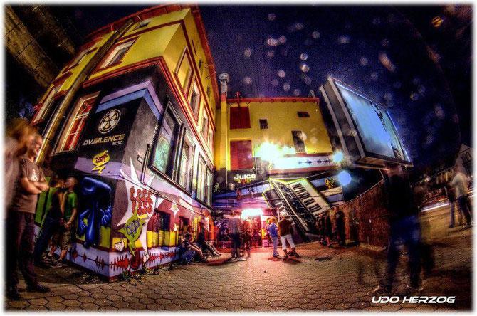 Dubstep im Juice Club Hamburg