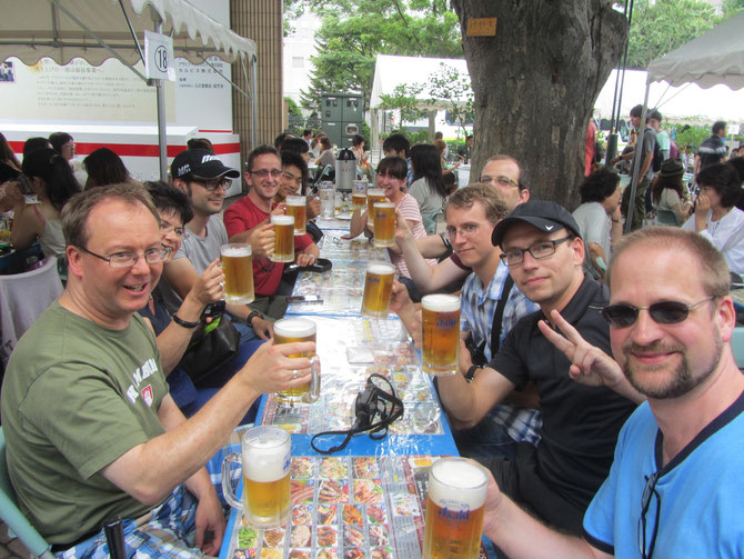 Sapporo Bier Fest