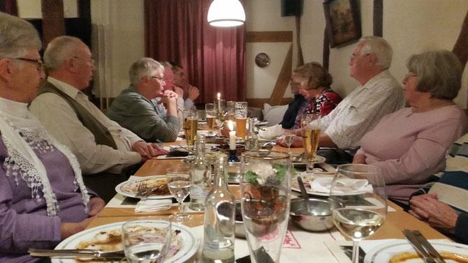 Königsessen Gaststätte Maiwirt in Wickenrode