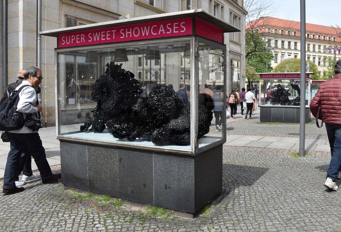 Nadine Baldow Super Sweet Showcases HfBK Dresden Freundeskreis Projektförderung