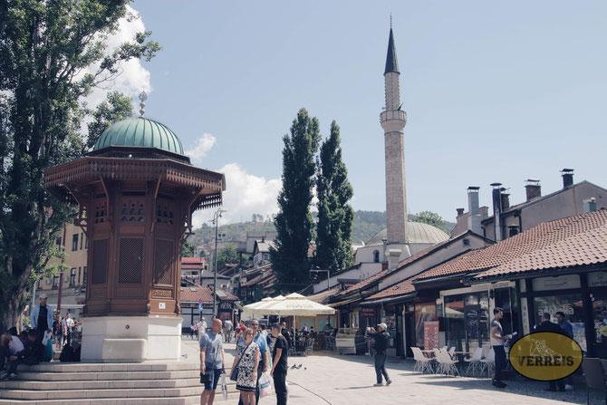 Basčarscja Sarajevo