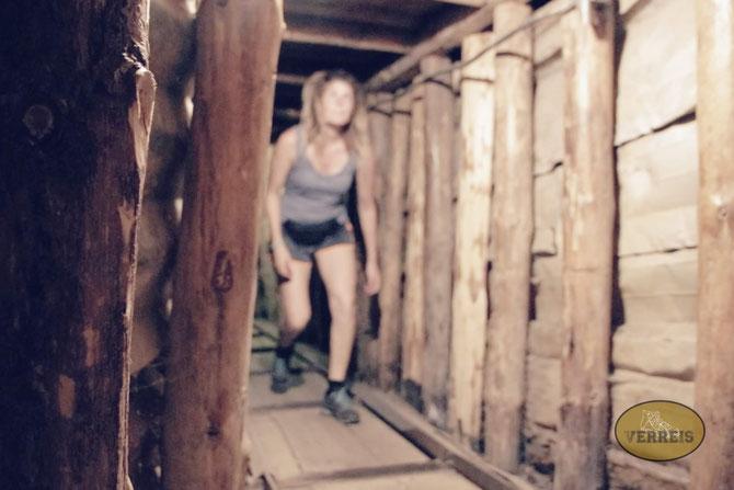 Sarajevo Tunnel der Hoffnung