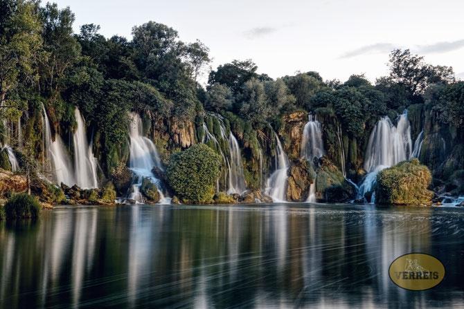 Kravica Wasserfälle