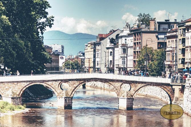 Lateiner Brücke Sarajevo