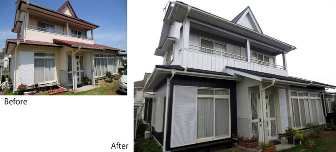 外壁屋根リフォーム 住宅リフォームのユトレヒト