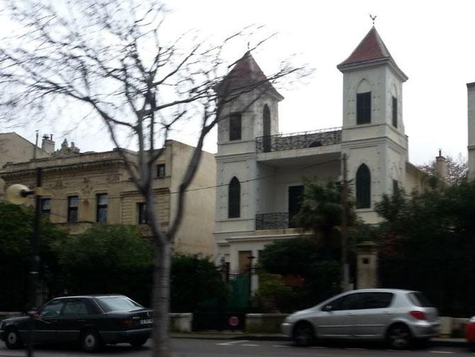 Au 561 VILLA OCCUPEE par ALEXANDRE DUMAS puis par NADAR en 1896
