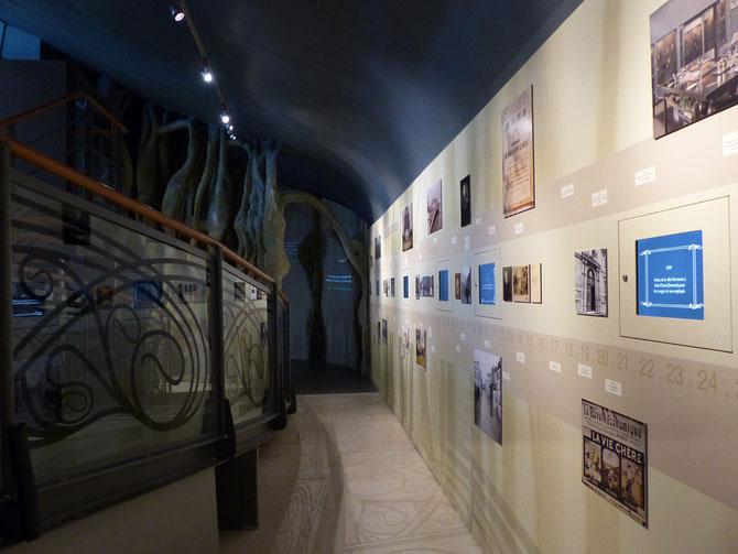"""EXPOSITION AU MUSEE ; """"A LA RECHERCHE D'ALBERT KAHN"""". 21 Déc. 2014 . C* louisegoingout;fr"""