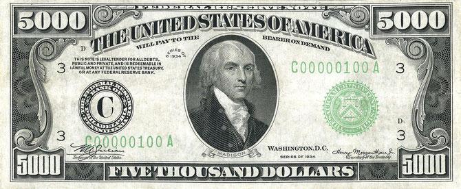 DOLLAR DE 1934 !!