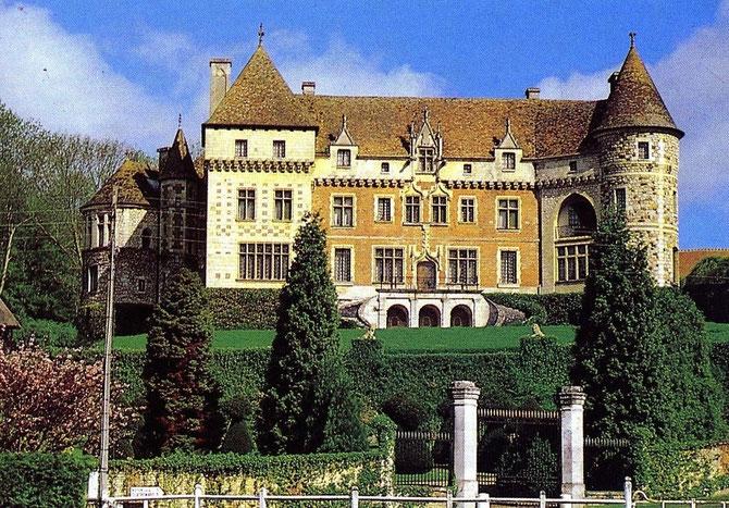 Houetteville (Eure) France.