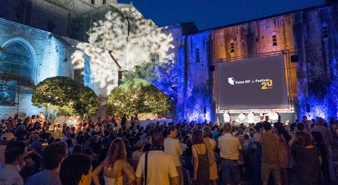 ARLES FESTIVAL VOIES OFF