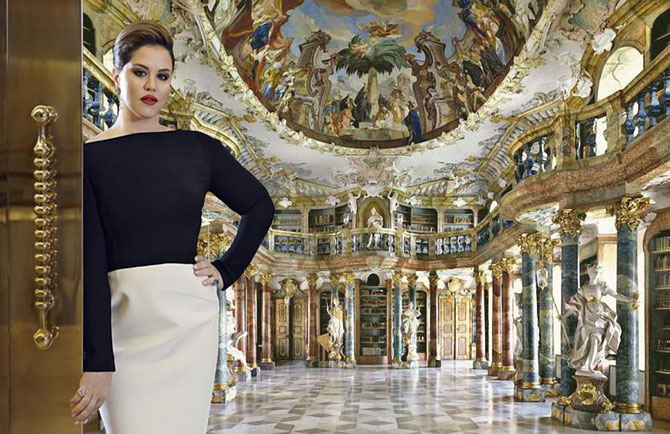 LE KOWEÏT DU 3è MILLENAIRE; S.E SHEIKA AL-ANOUD bin JABER AL-AHMAD- SABAH, 24è FILLE  DE FEUE S.A. L'EMIR JABER III . BUSINESS WOMAN, CREATRICE DE BIJOUX, DESIGNER.