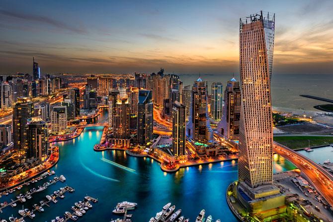 DUBAI 3è MILLENAIRE. D'UN HORIZON à L'AUTRE