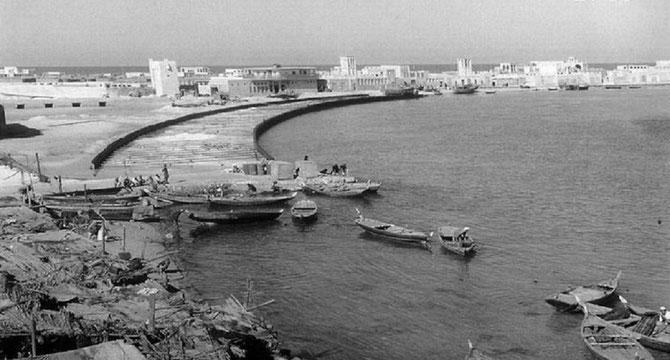 1960. BUR DUBAI CREEK