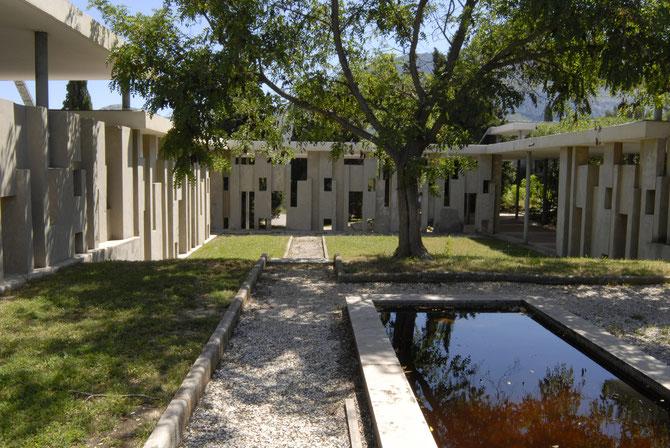 LES BEAUX-ARTS où FRANCOIS BOUCHé ENSEIGNA DE 1951 à 1988 soit 37 ANNEES. ICI LUMINY.