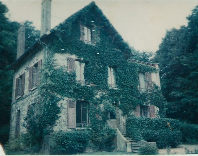 PHOTO Eté 1973; PROPRIETAIRE : Marquise de BOISGELIN,+